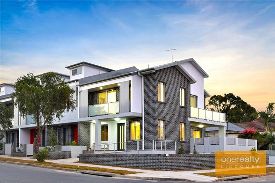 Completed Brand New Townhouses