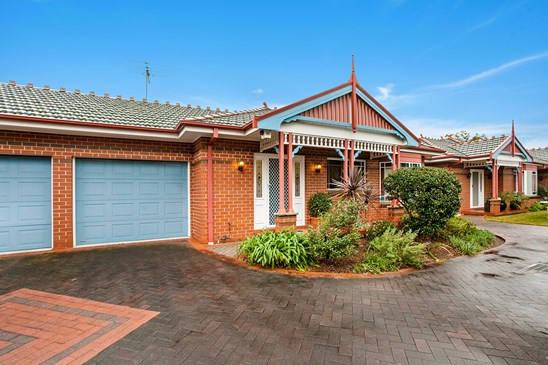 Sold by Gerry Ricco 0411 390 821