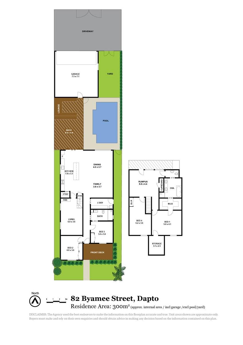 82 Byamee Street, Dapto NSW 2530 Floorplan