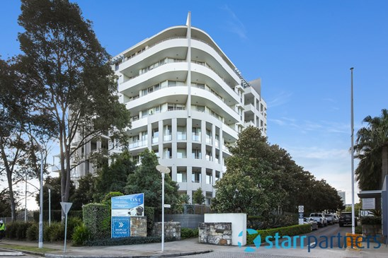 209/1 The Piazza, Wentworth Point