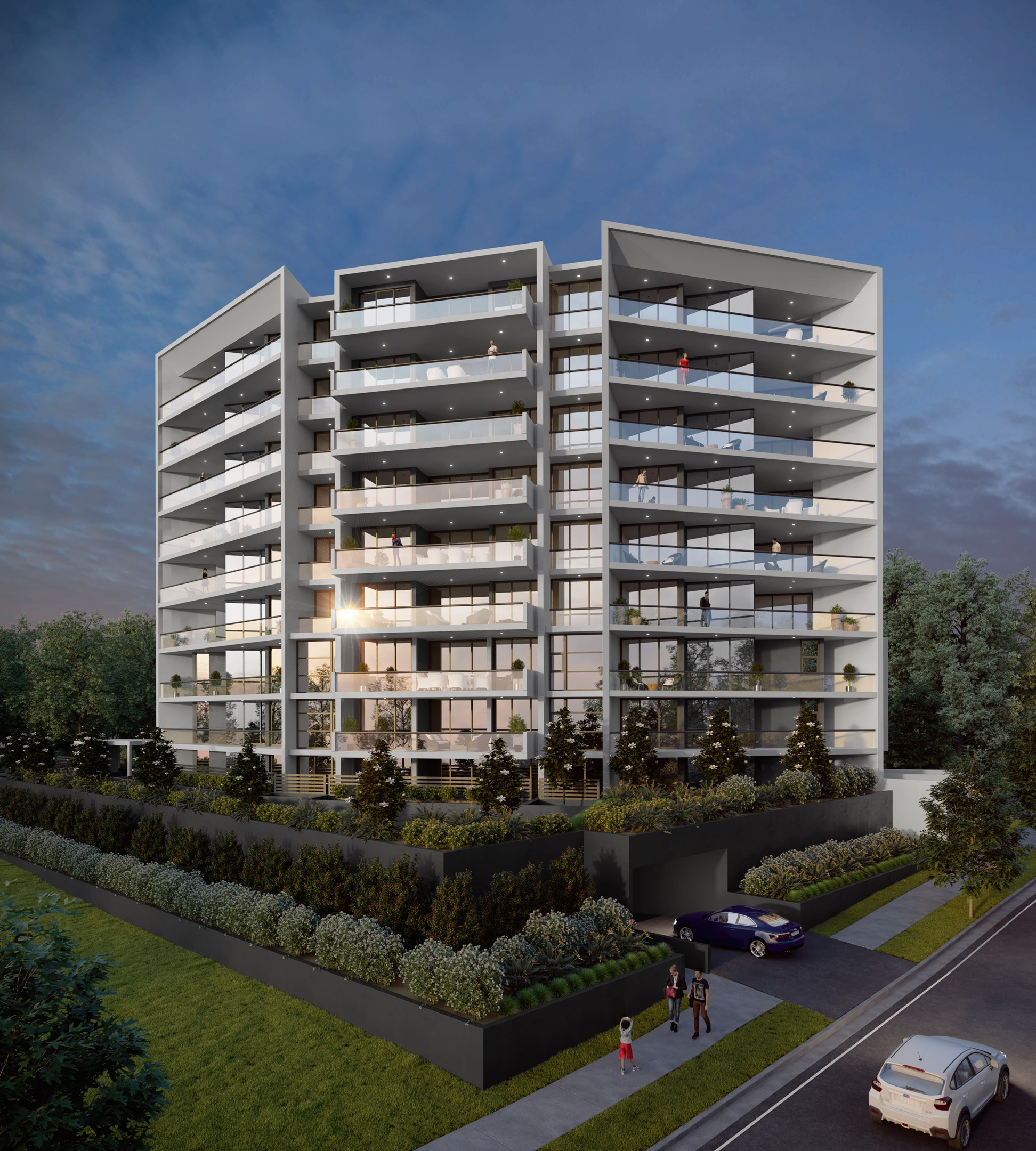 H Street Apartments: 103/21 Harbour Street, Wollongong NSW 2500