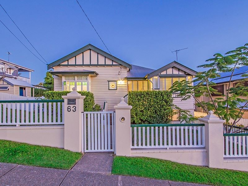 63 Hipwood Avenue, Coorparoo QLD 4151, Image 0