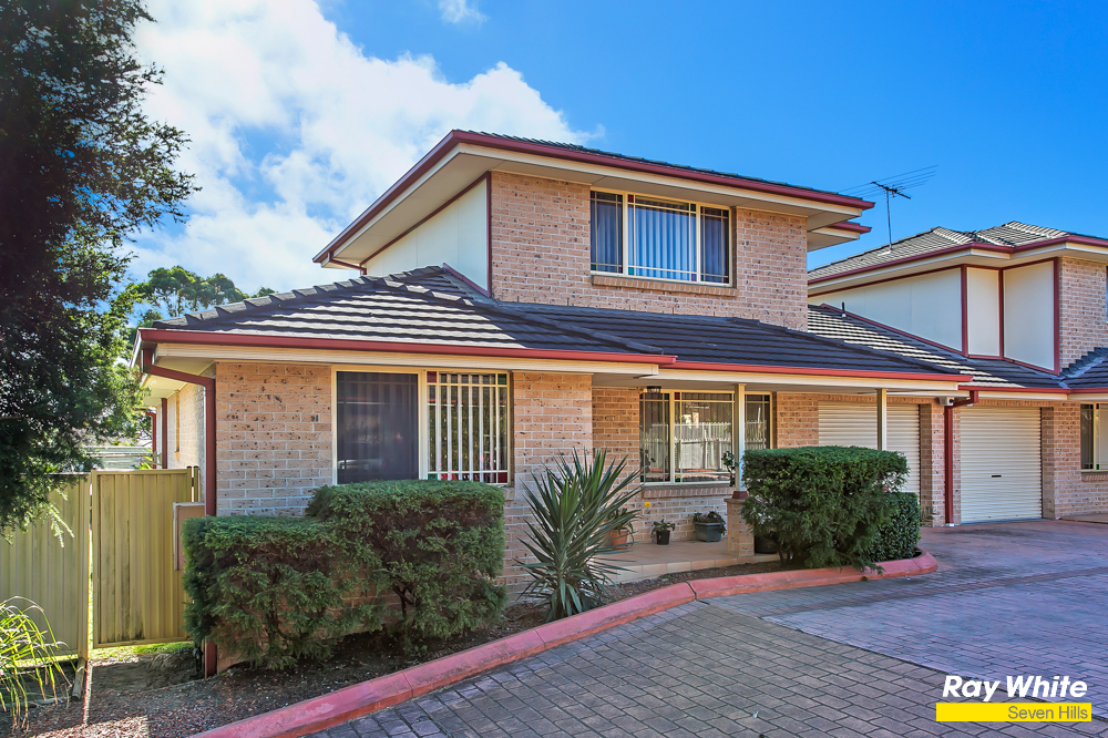 property report for 3 7 wyena road pendle hill nsw 2145. Black Bedroom Furniture Sets. Home Design Ideas