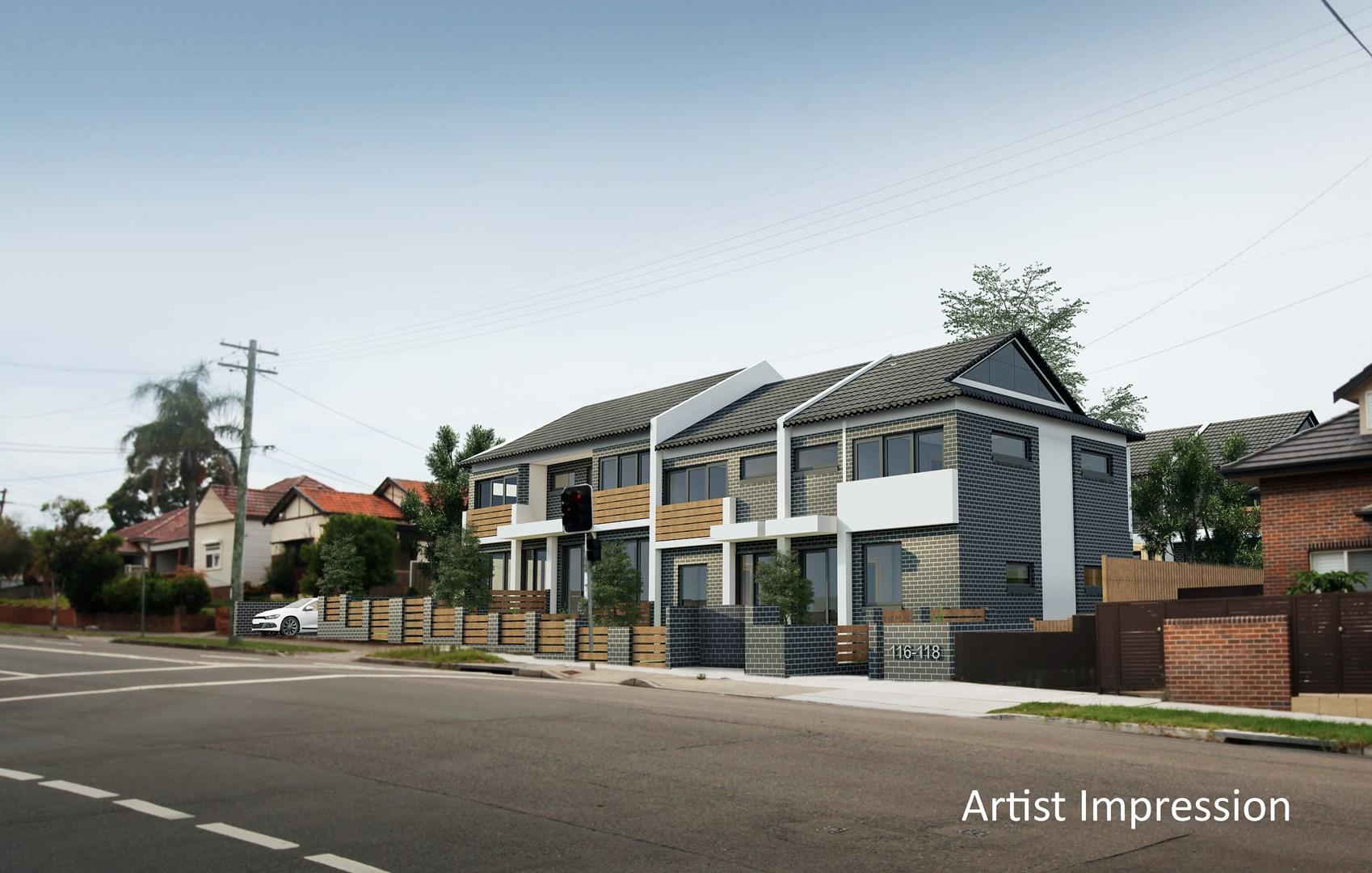 1-12/116-118 Burwood  Road, Croydon Park NSW 2133, Image 0