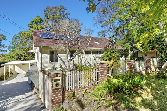 8 Bushlands Avenue, Hornsby Heights