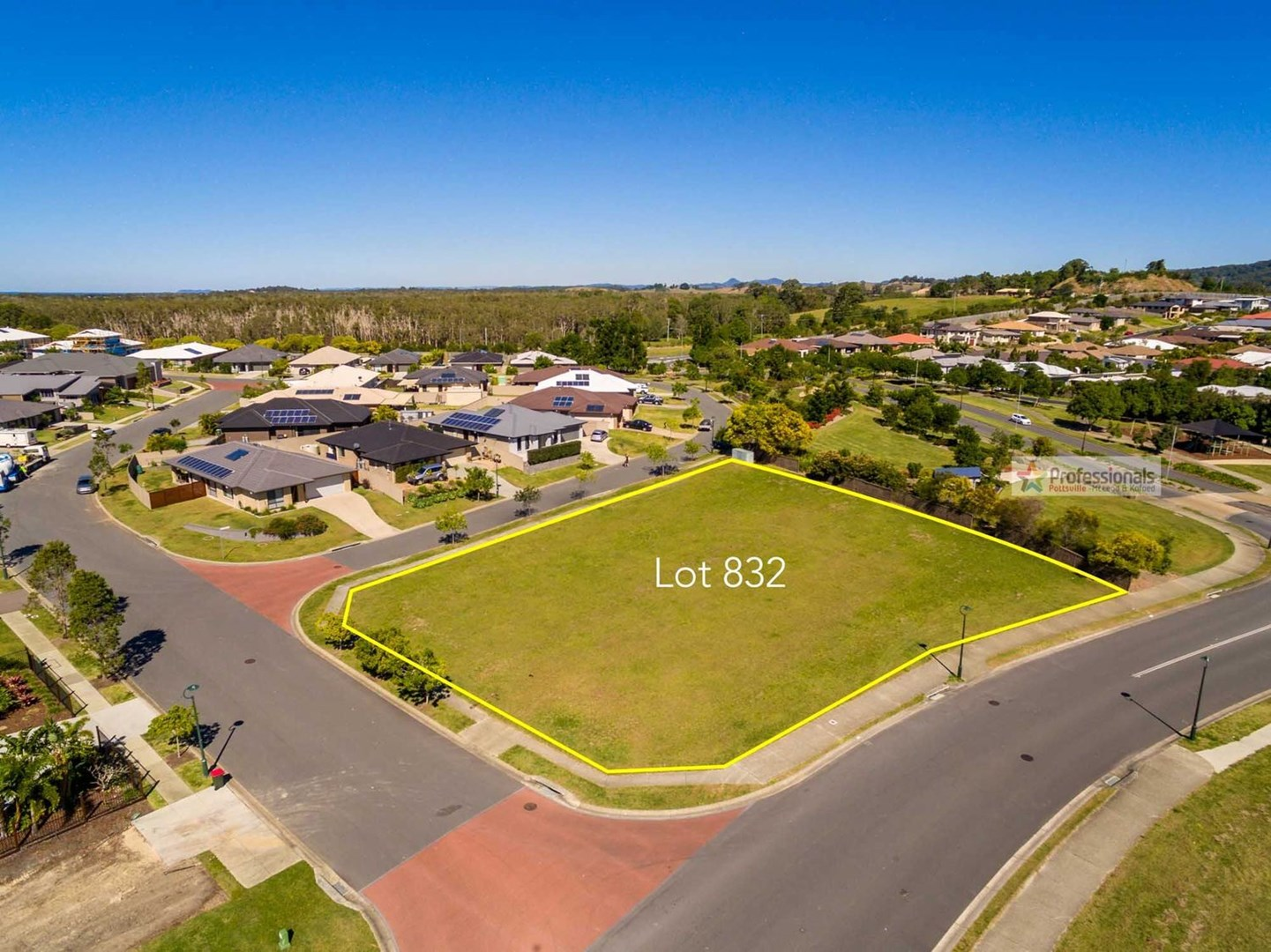 Lot 832 # 2-4 Watego Drive, Pottsville NSW 2489, Image 0