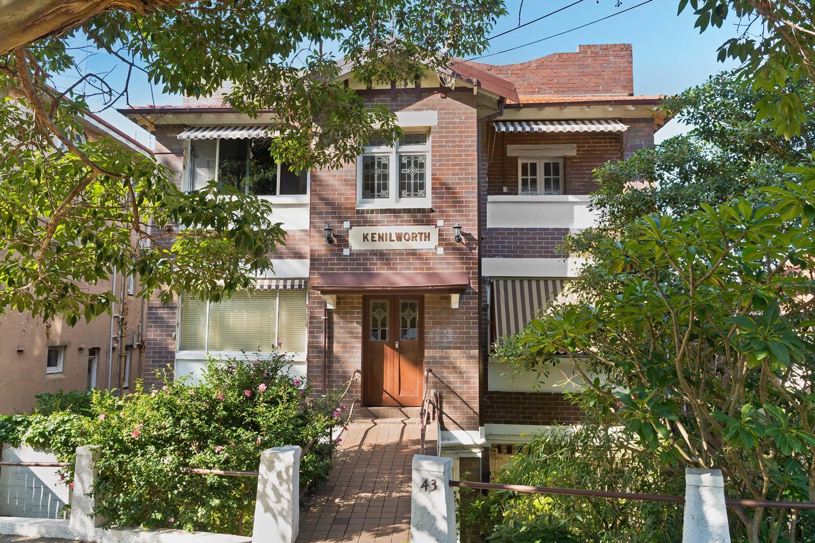 2/43 Birriga  Road, Bellevue Hill NSW 2023, Image 0