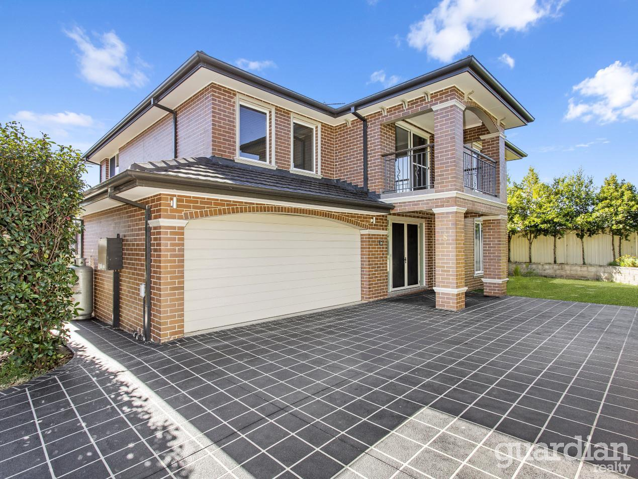 8 Pannu Place, Kellyville NSW 2155, Image 0