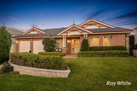 2 Connaught Circuit, Kellyville