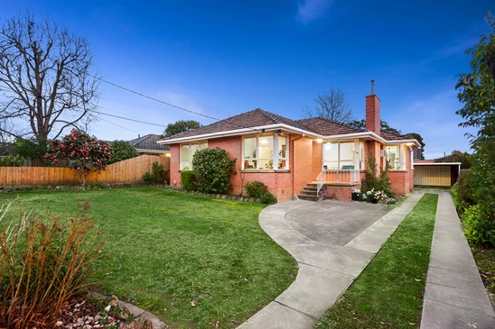 18 Daly Street, Doncaster East