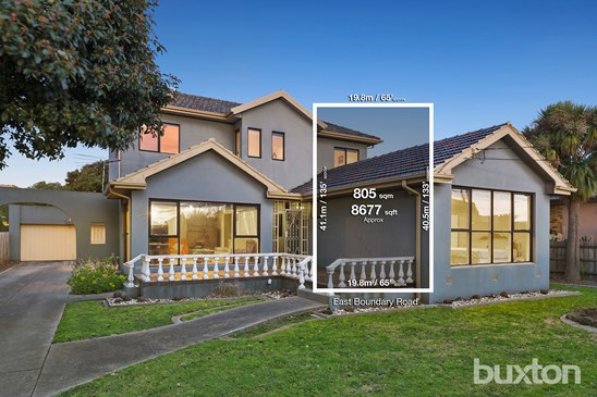 212 East Boundary Road, Bentleigh East