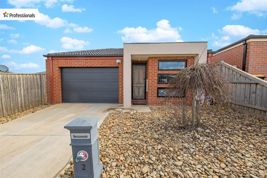 2 Cherry Close, Melton West