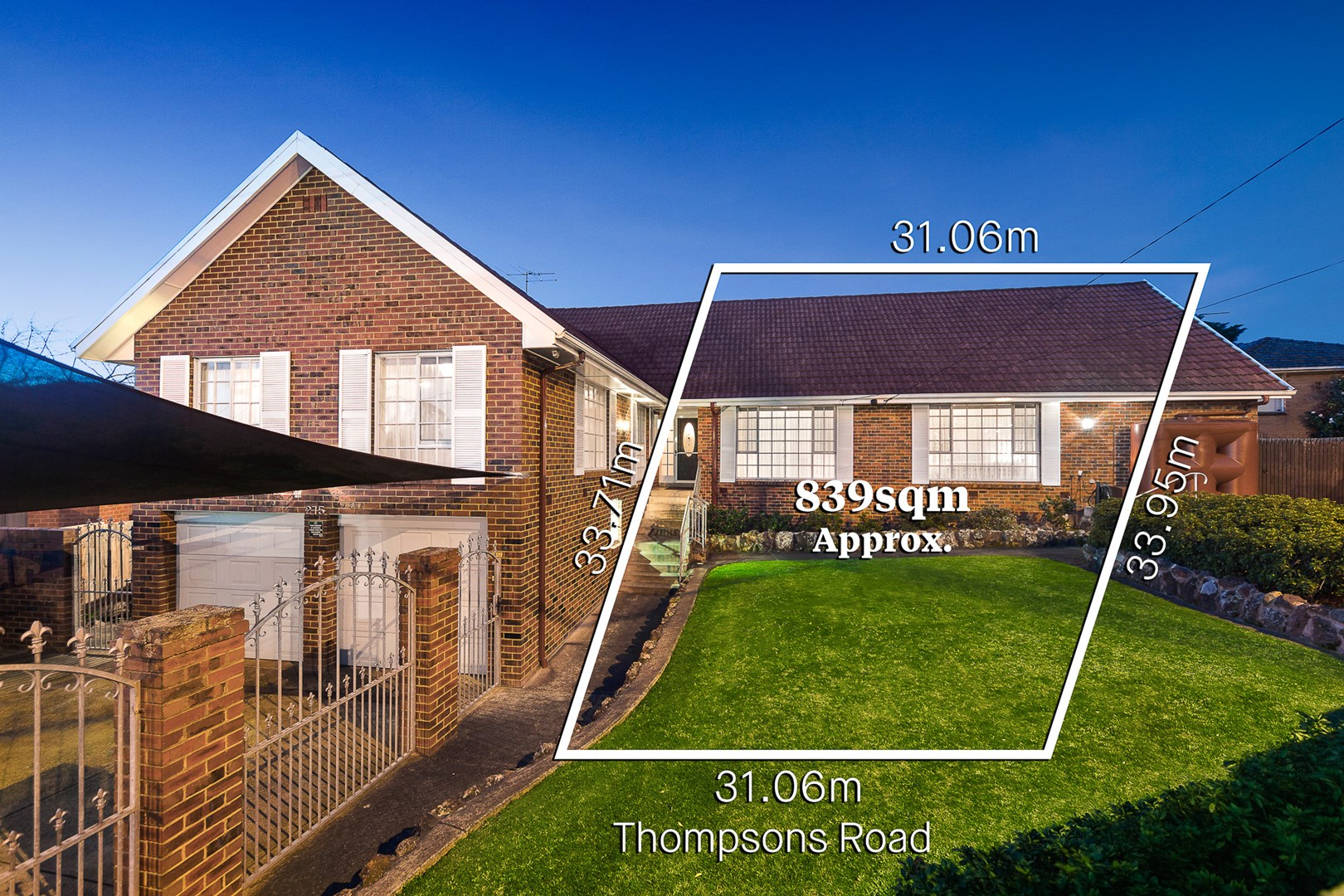 275 Thompsons  Road, Templestowe Lower