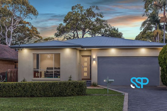 20 Frobisher Avenue, Caringbah
