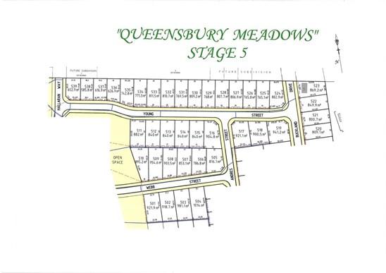 Queensbury Meadows E Stage 5, Orange