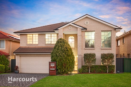 8 Weeroona Place, Rouse Hill