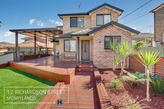 12 Richardson Street, Merrylands