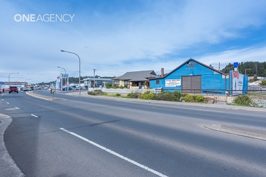 201-203 Bass Highway, Cooee