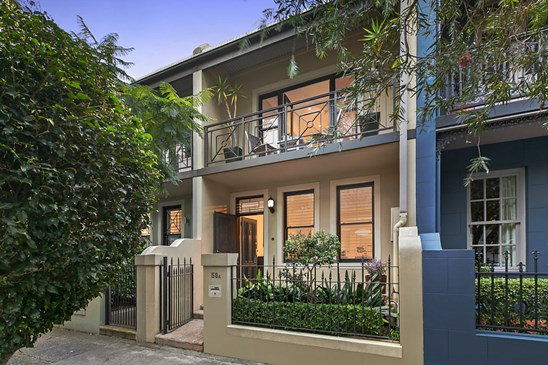53A Lawrence Street, Alexandria