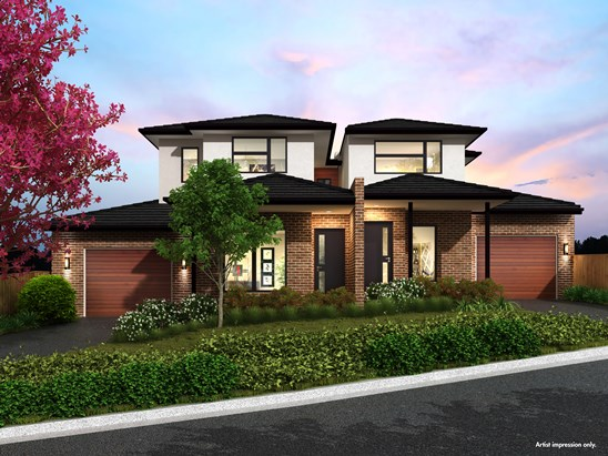 Large townhouses - High end finishes!