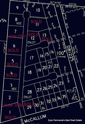 Island Drive Estate McCallum St,Nicol Crt,Ibrox Crt,Selwyn Drive, Tumby Bay
