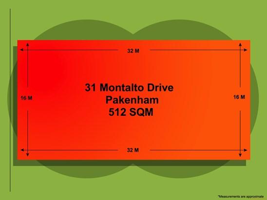 31 Montalto Drive, Pakenham