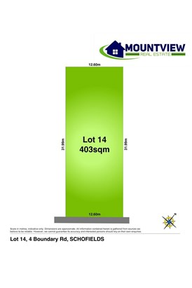 14 Of Lot 4 Boundary Road, Schofields