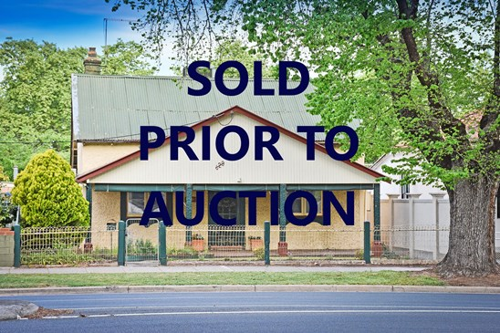 Auction Cancelled (under offer)