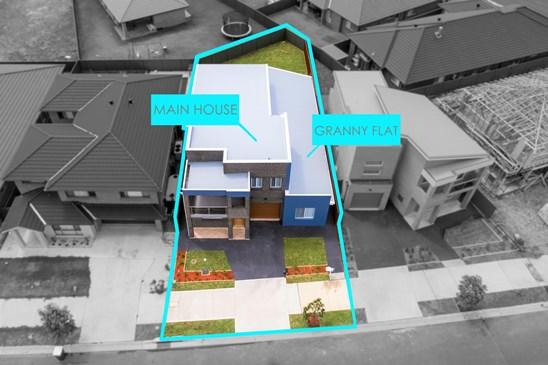 BRAND NEW HOUSE & GRANNY FLAT