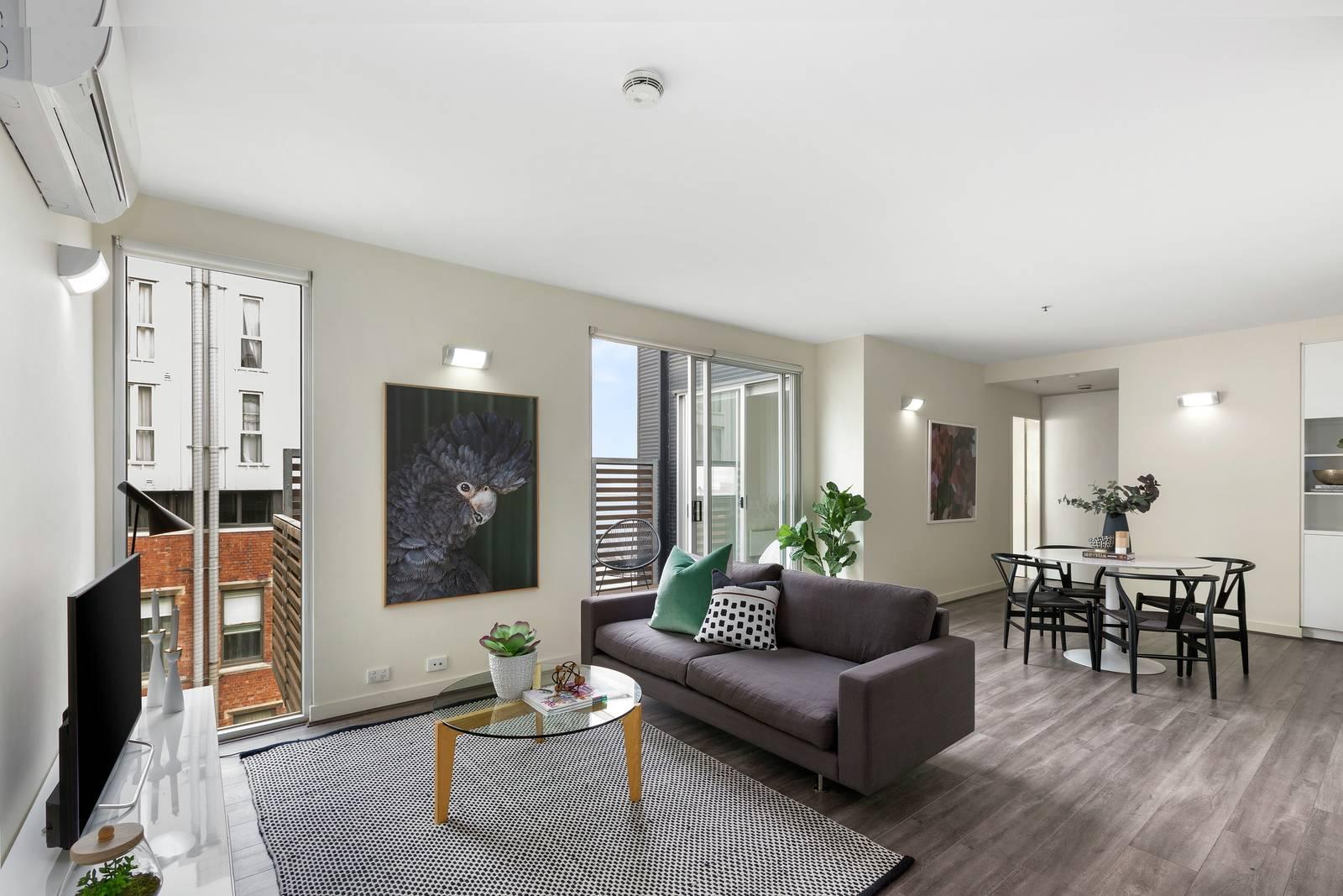 12/4-10 Bank Place, Melbourne VIC 3000, Image 0