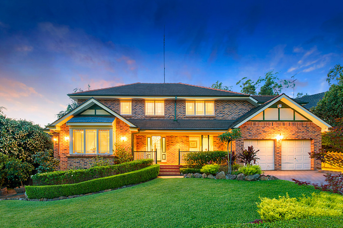 4 Childrey Place, Castle Hill NSW 2154, Image 0