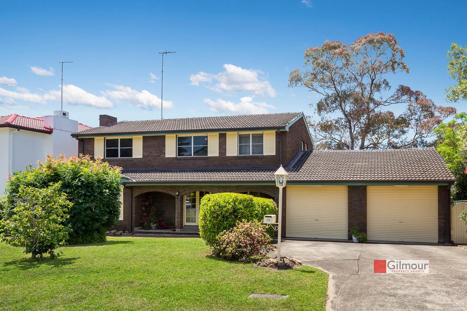 13 Nottingham Avenue, Castle Hill NSW 2154, Image 0