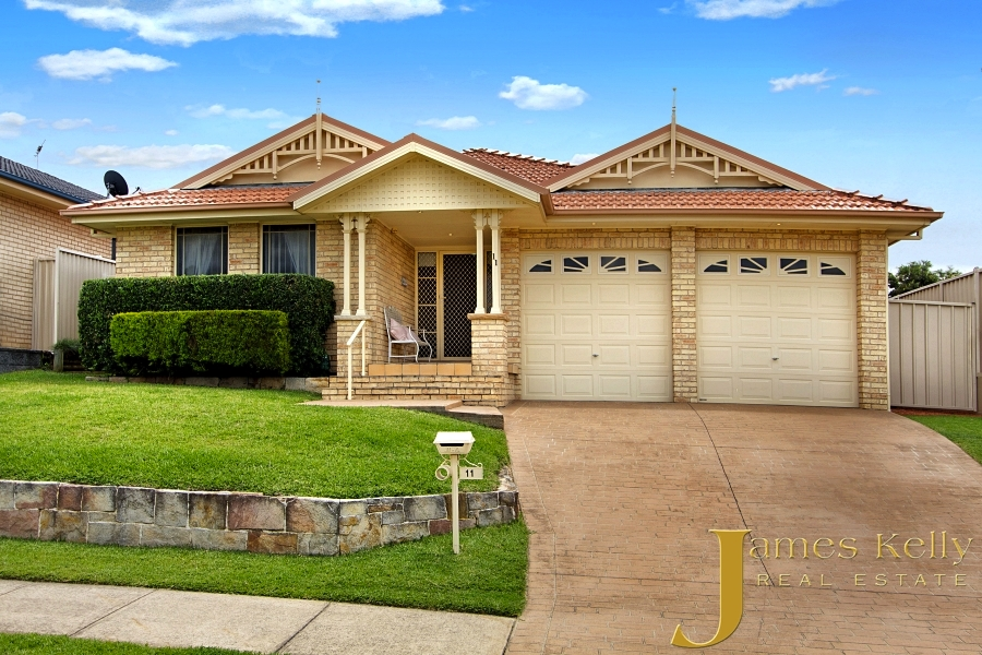 11 Carnoustie St, Rouse Hill NSW 2155, Image 0