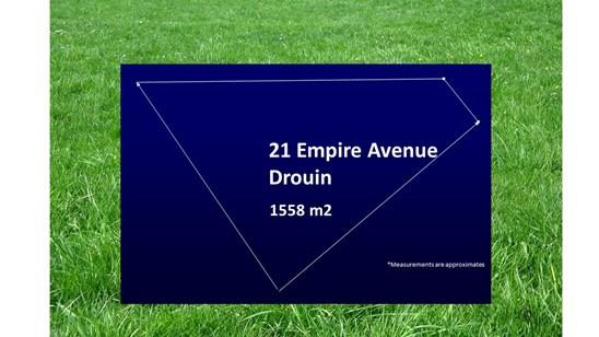 21 Empire Avenue, Drouin