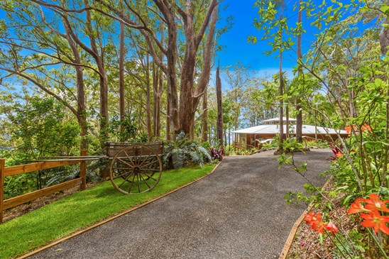 677 Tomewin Mountain Road, Currumbin Valley