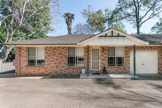 1/41A The Sanctuary Drive, Leonay