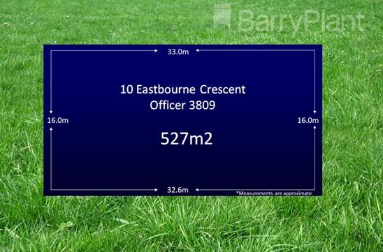 10 Eastbourne Crescent, Officer