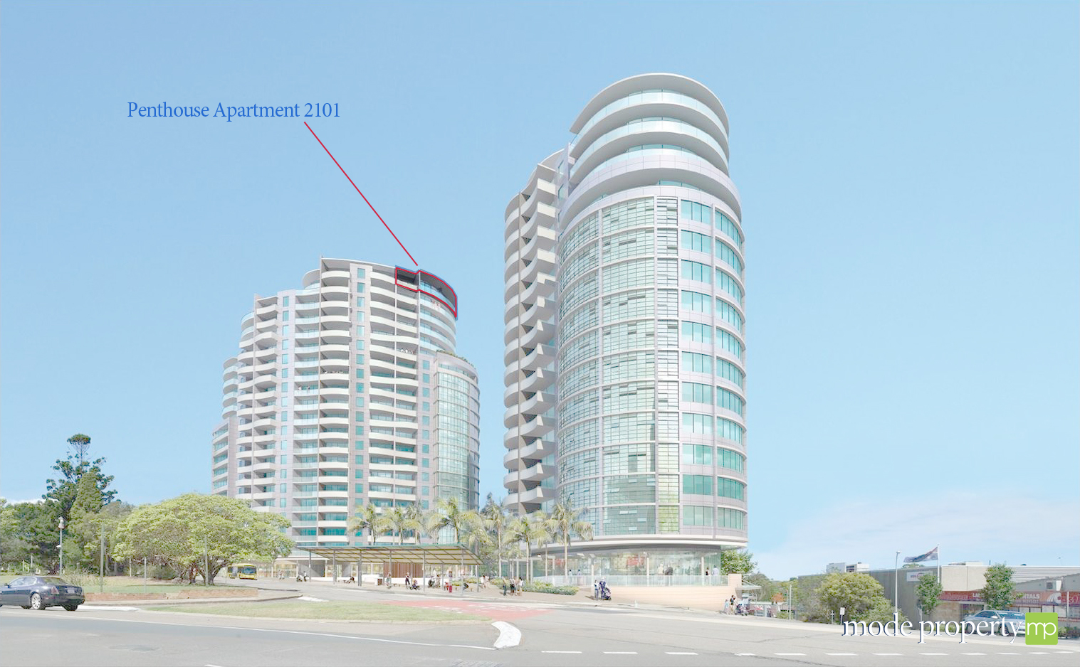 Level 21, 2101/299-309 Old Northern Road, Castle Hill NSW 2154, Image 0