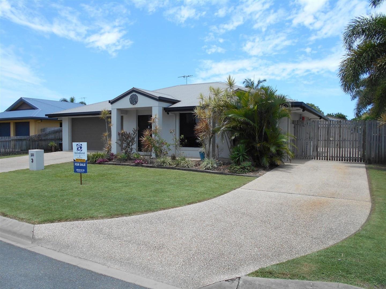 3 Corymbia Court, Andergrove QLD 4740, Image 0