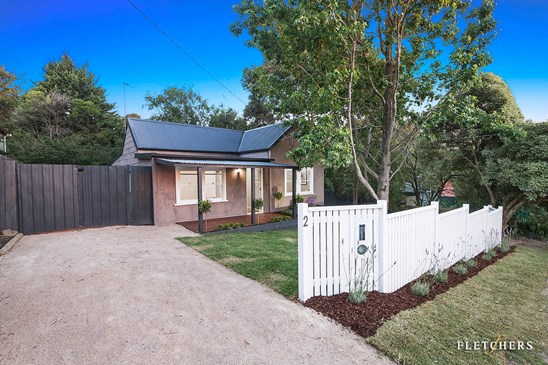 2 Hilltop Road, Upper Ferntree Gully