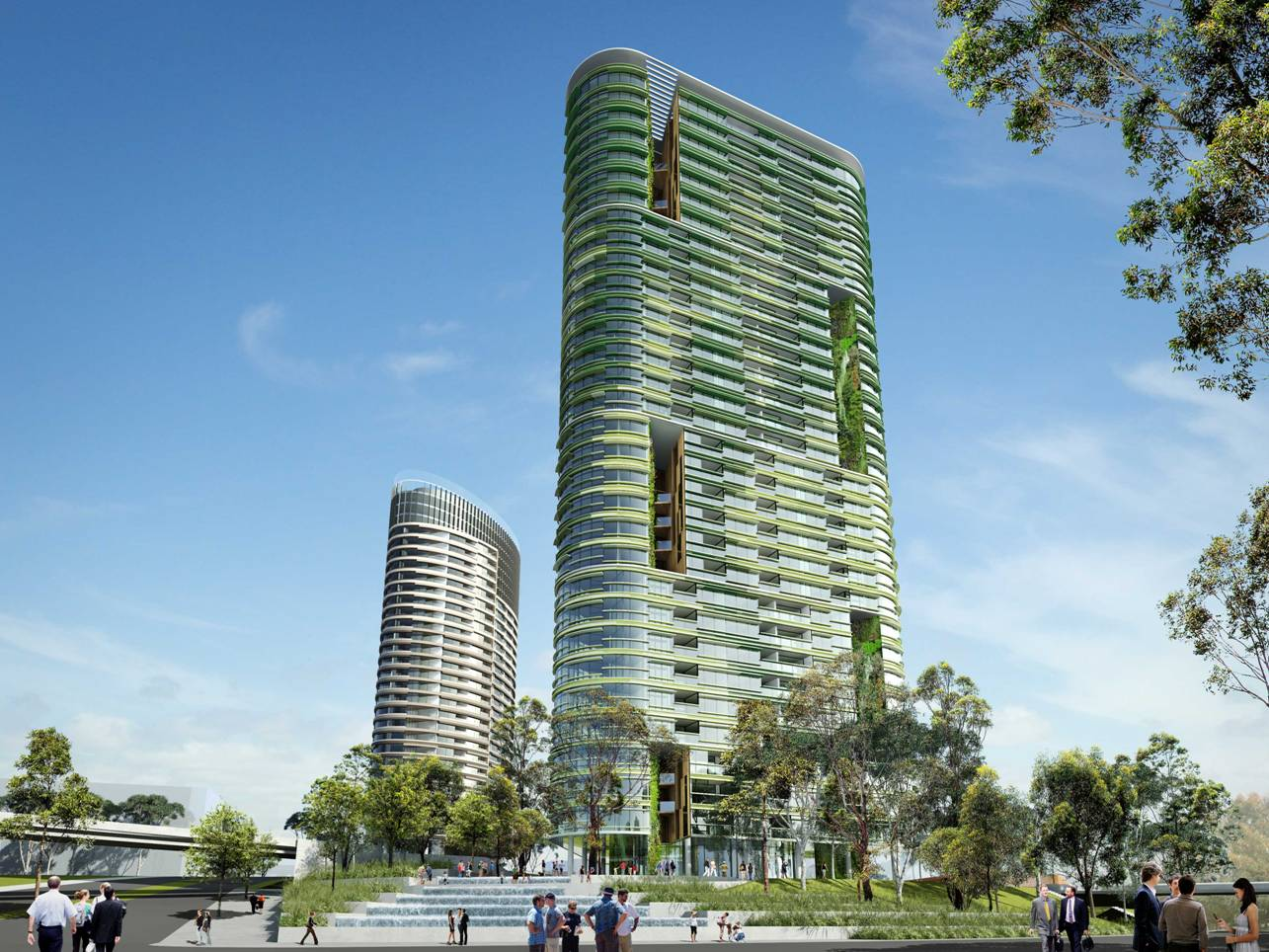109/Opal Tower, Sydney Olympic Park NSW 2127 - Apartment ...
