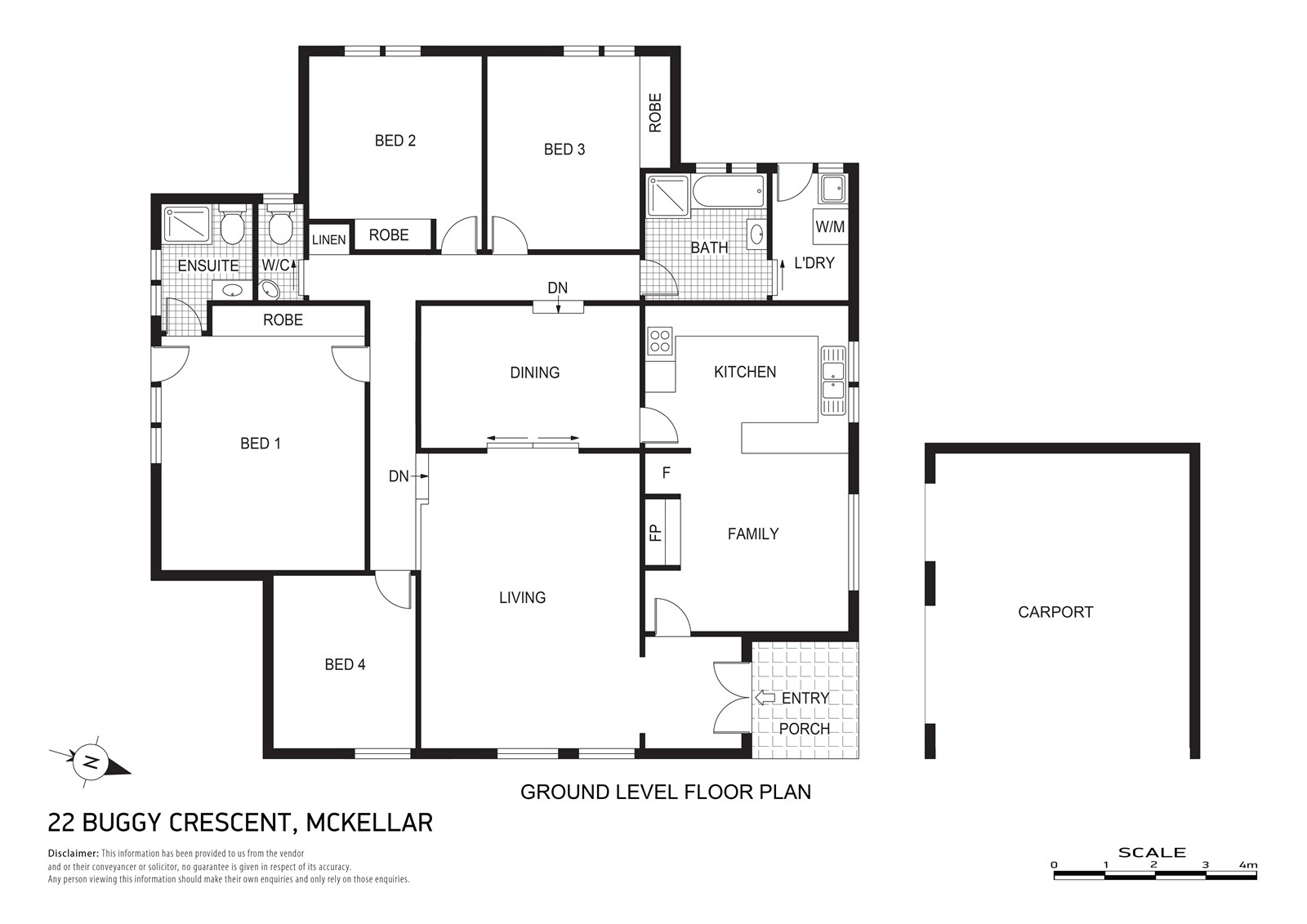 Property Report for 22 Buggy Crescent, McKellar ACT 2617