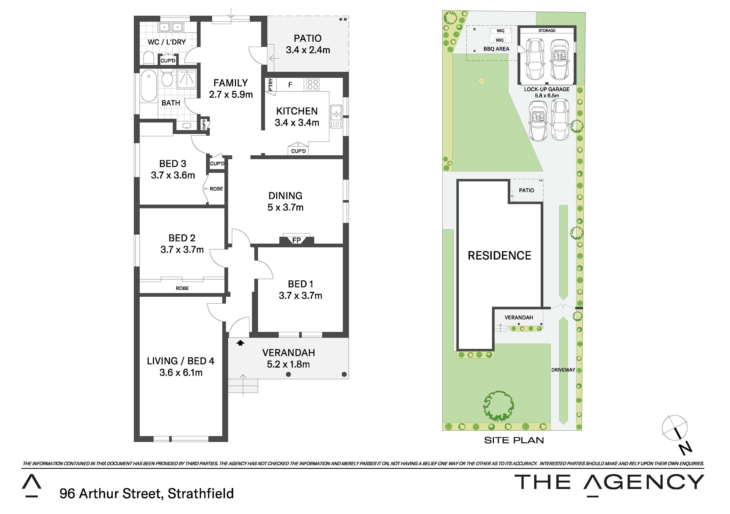 Property Report For 96 Arthur Street Strathfield NSW 2135