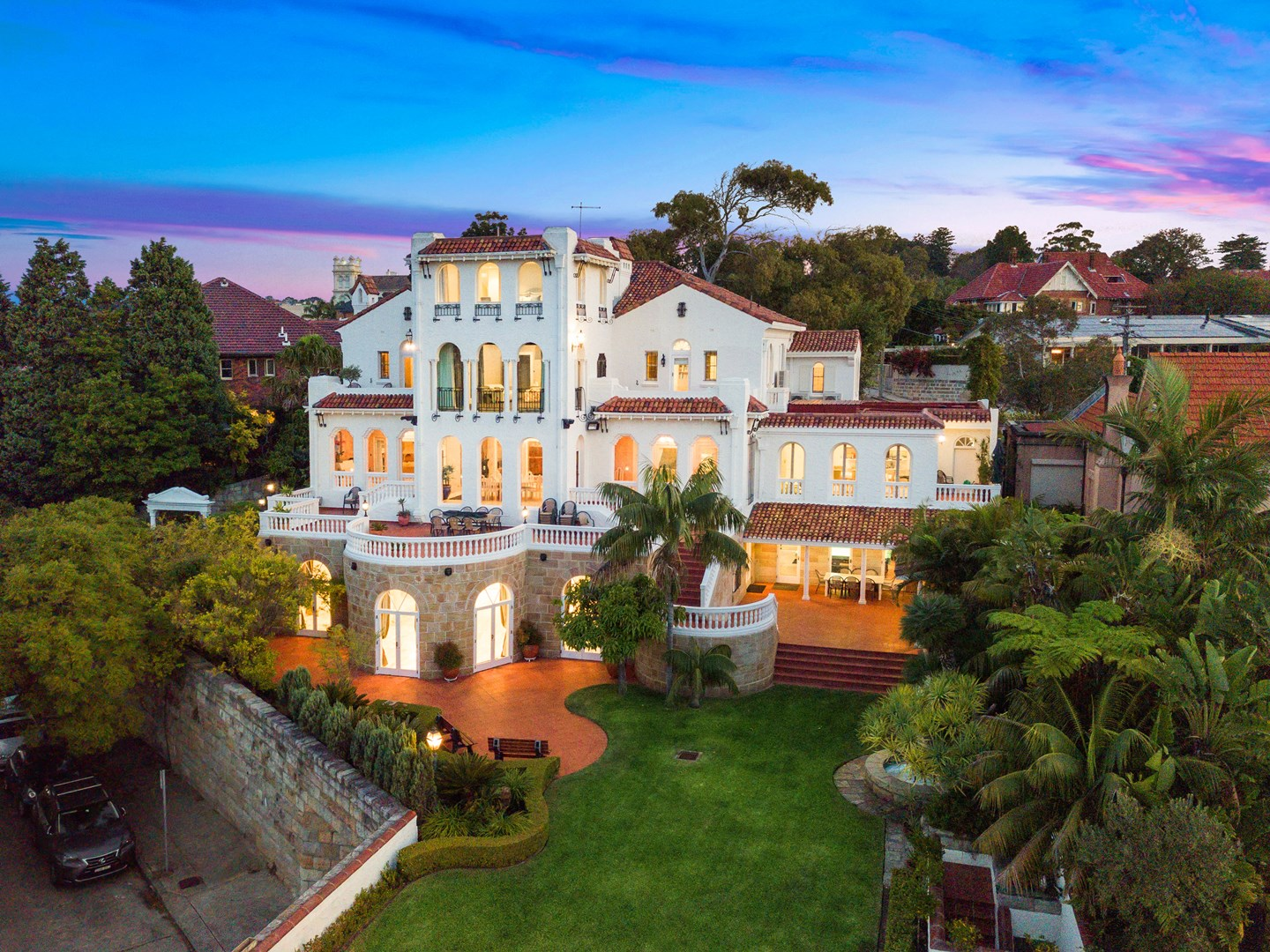 10 Bedroom House For Sale | Bellevue Hill Nsw 2023 10 Beds House For Sale Expressions Of