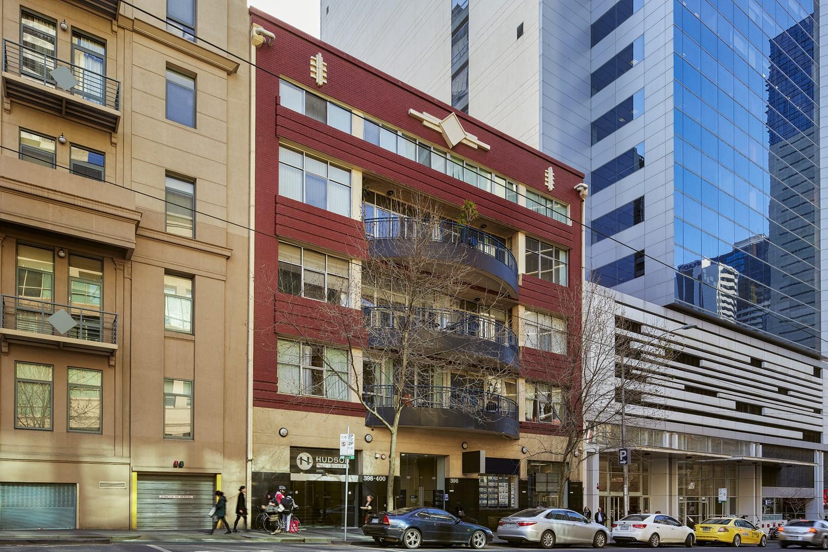 property report for 58 398 la trobe street melbourne vic 3000. Black Bedroom Furniture Sets. Home Design Ideas