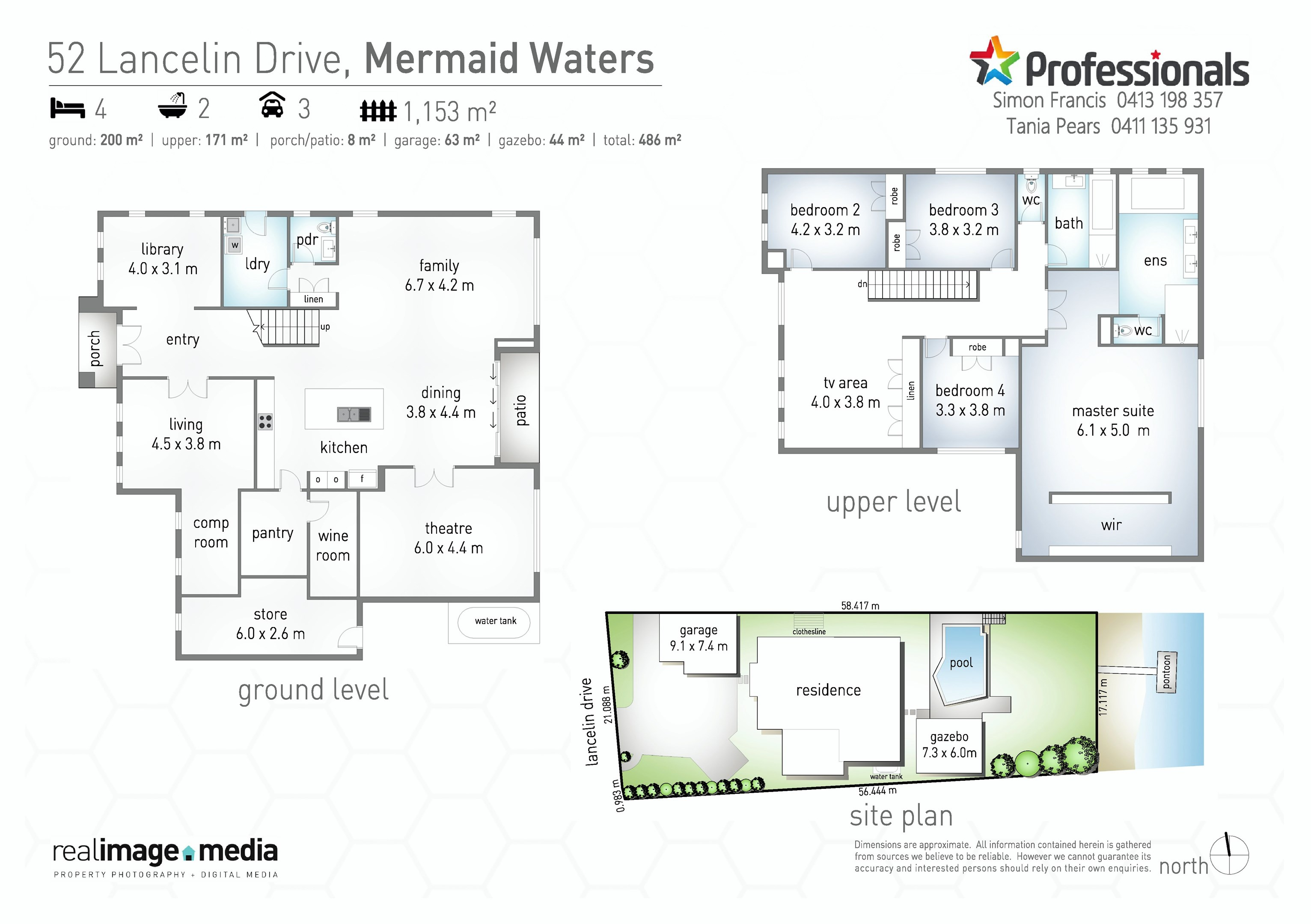 Property Report for 52 Lancelin Drive, Mermaid Waters QLD 4218