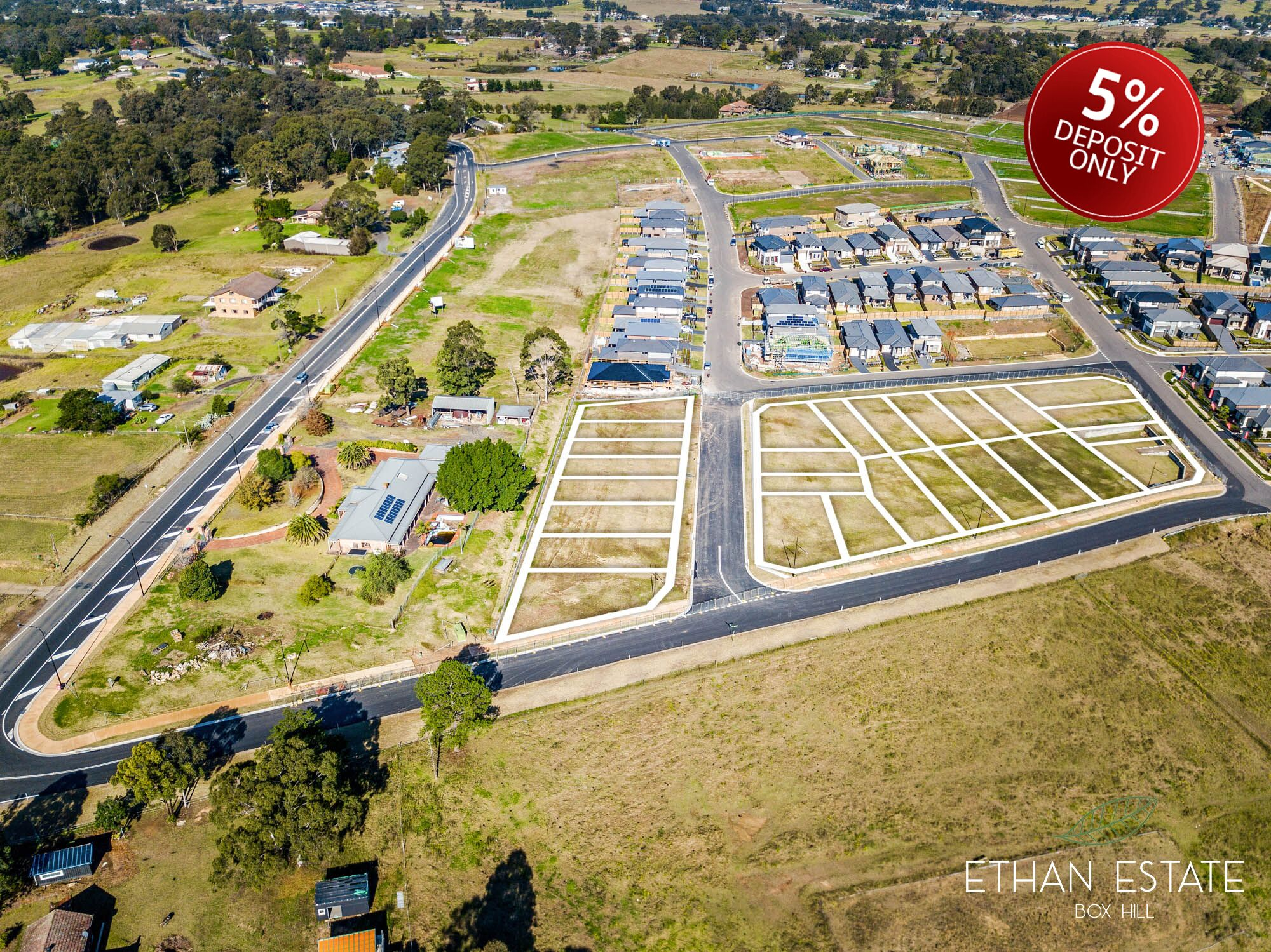 Box Hill NSW 2765 land for Sale, $500,000 - 2014682315 ...