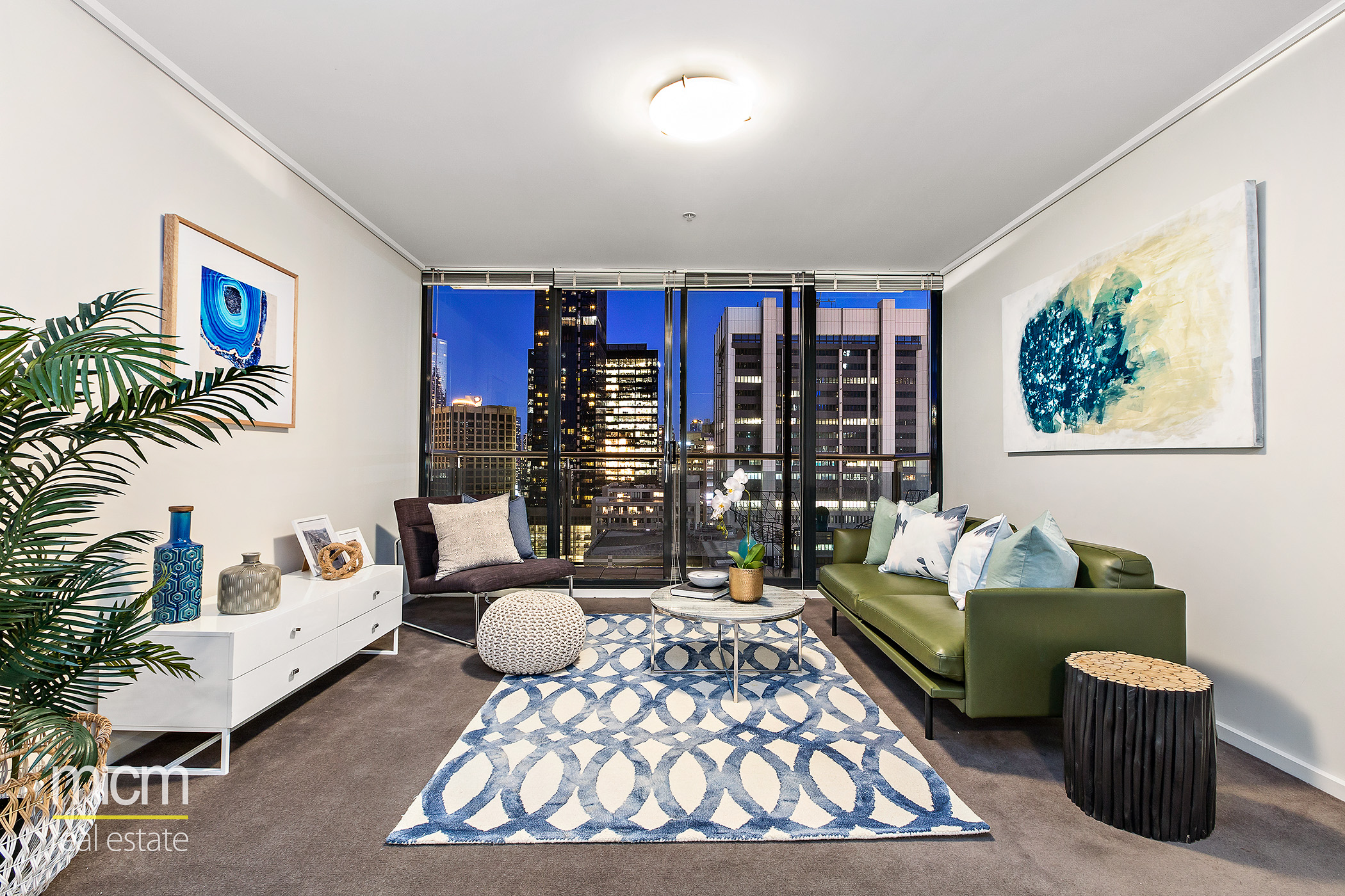 Property Report for 1800/668 Bourke Street, Melbourne VIC