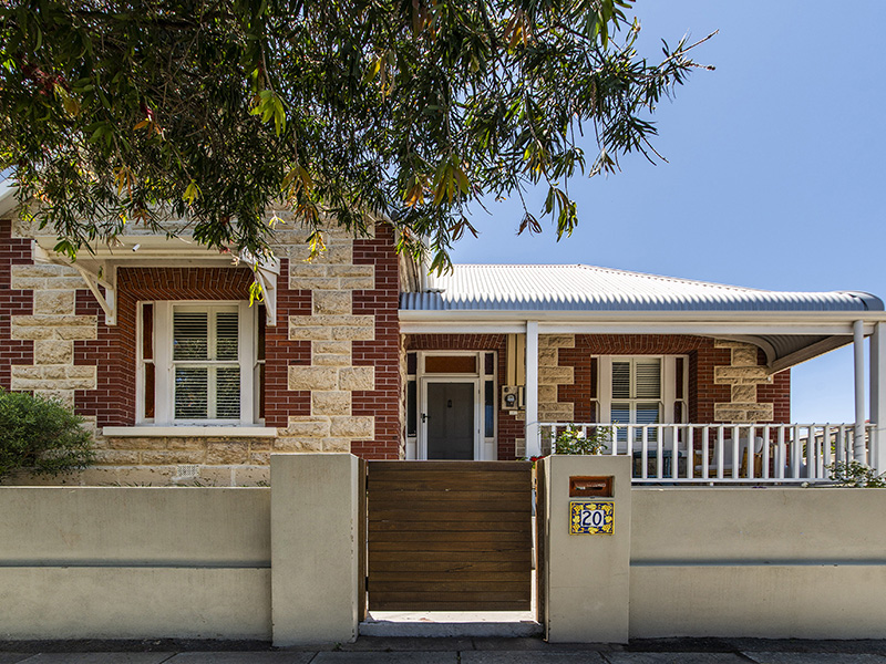 Property Report for 20 Pearse Street, North Fremantle WA 6159