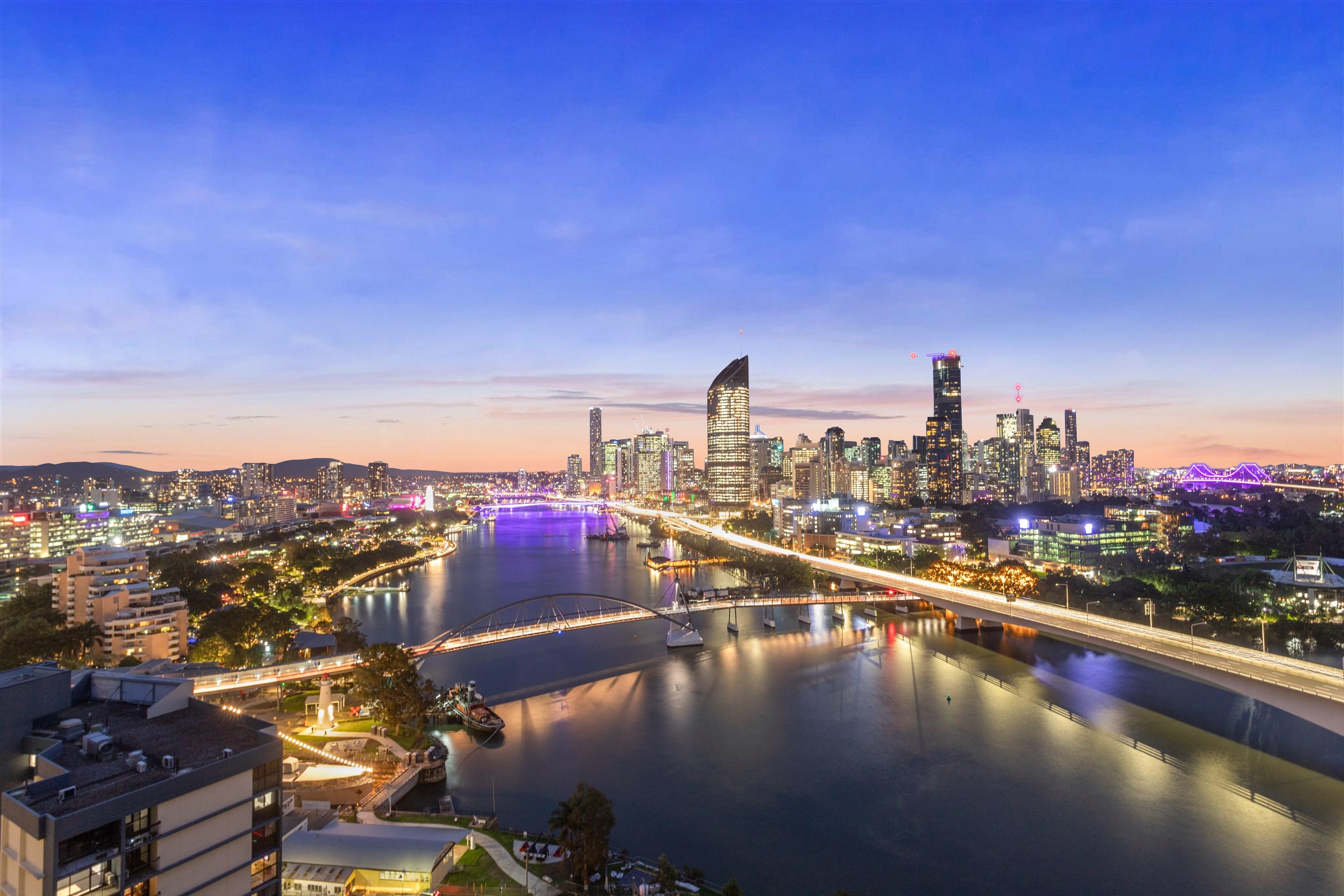 1413/9 Christie Street, South Brisbane QLD 4101 ...